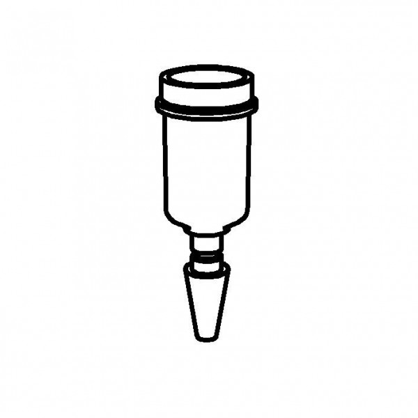 SPARE Honigspender Dosierventil für Honigbehälter PC