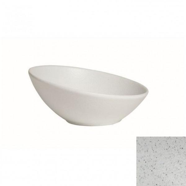 Kugelschale, flach marmorw. - 1,6 Liter - Ø 27 cm x 11,5 cm