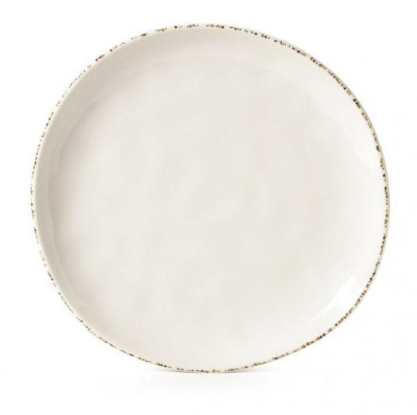 Melamin Teller, rund, ungleichförmig Urban Mill™ - Ø 22,9 cm