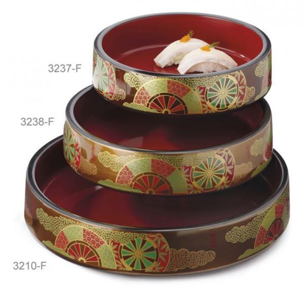 ABS Sushi Box Fuji™ - Ø 21 cm