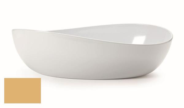 Melamin Schale, oval Osslo™ Dijon - 5,7 l - 42,5 x 25,4 cm