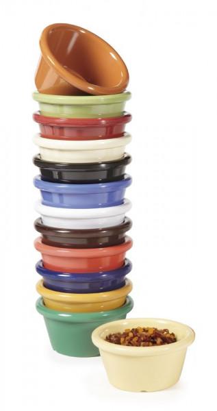 Melamin Saucen-Schälchen elfenbeinfarben - 89 ml - Ø 7,6 cm