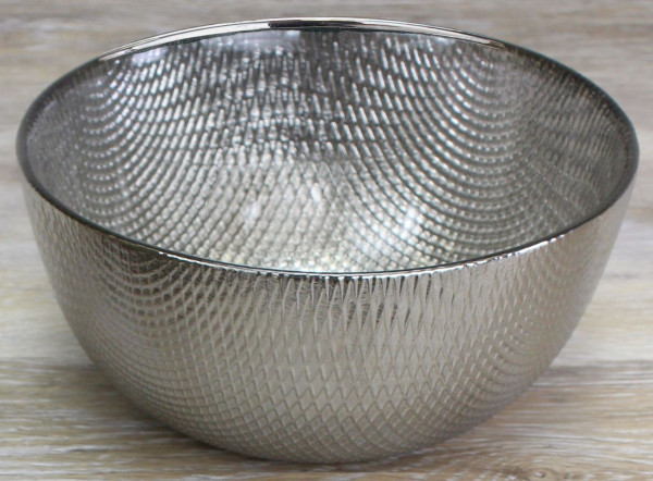 Snack Glasschale, Champagne 300 ml - Ø 11,4 x 6,4 cm