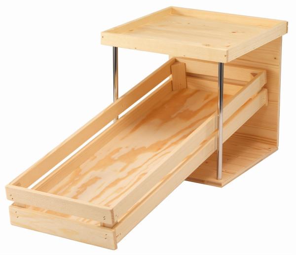 RAISER Obststation Modell 'Timber Nature'
