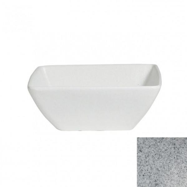 China Bowl, M grau - 1,5 L - 9,5 x 9,5 x 10 cm