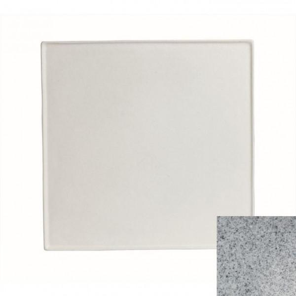 Platte, quadratisch grau - 45 x 45 x 1,0 cm