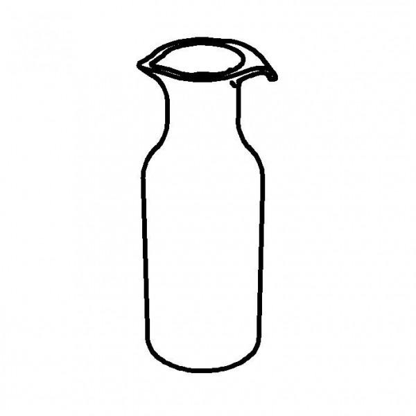 SPARE Behälter Porzellankaraffe 1,2 Liter