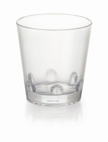 Trinkglas aus SAN Loft™ - 266 ml - Ø 8,1 x 8,9 cm
