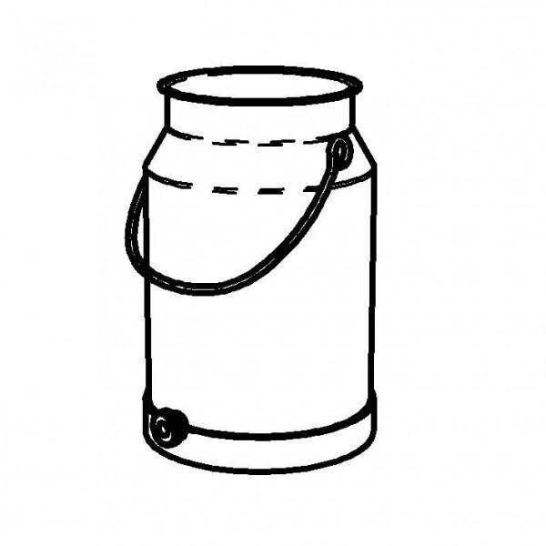 SPARE Behälter Milchkanne (5 Liter), ohne Deckel