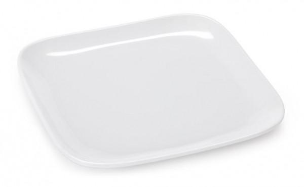 Melamin Teller, quadratisch Siciliano® - 24,1 x 24,1 cm