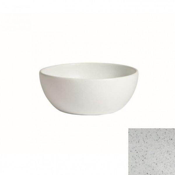 tiefe Schüssel, rund, M marmorweiß - 4 L - Ø 27,5 x 11 cm