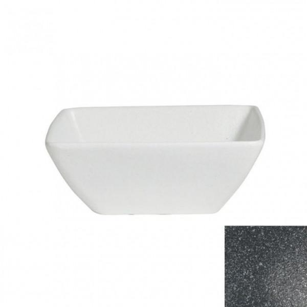 China Bowl, M granitschw. - 1,5 L - 9,5 x 9,5 x 10 cm