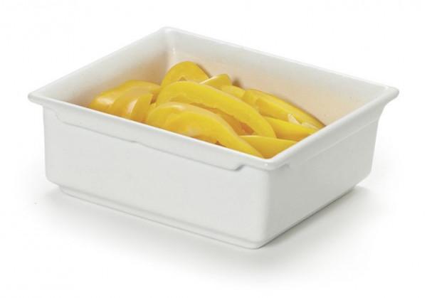 Bugambilia® Fit Perfect™ weiß 1,0 L - 1/6 Größe - 17 x 16 x