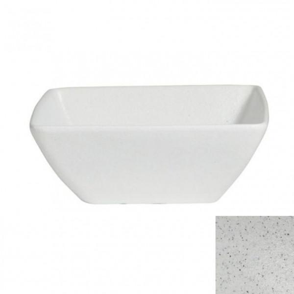 China Bowl, L marmorweiß - 3,0 L - 26 x 26 x 10,5 cm
