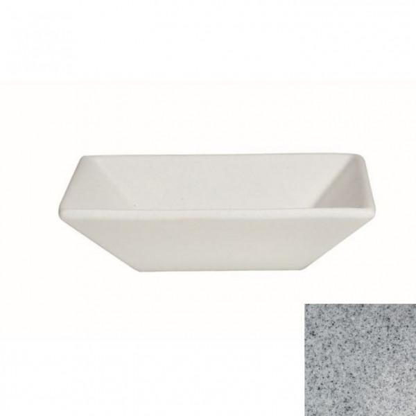 tiefe Schüssel, quadratisch XL grau - 5,2 L - 36,5 x 36,5 x