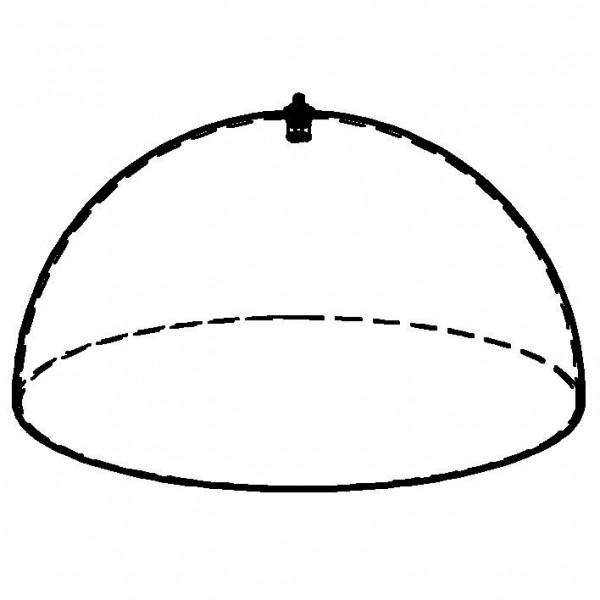 SPARE Deckel/Haube Haube für Frischeplatte `400` ohne Griff