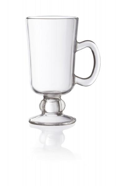 Irish Coffee Tasse aus Tritan 296 ml - 10,5 (mit Griff) x