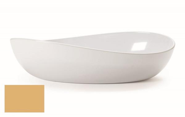Melamin Schale, oval Osslo™ Dijon - 3,8 l - 40 x 22,9 cm