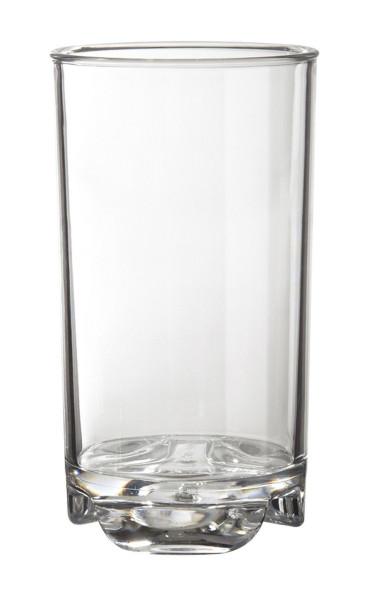 Trinkglas aus SAN Roc N' Roll™ - 148 ml - Ø 5,7 x 10,2 cm