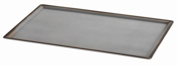 SPARE Platte/Schale 'GN' - grau Vollplatte 1/1 GN