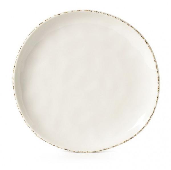 Melamin Teller, rund, ungleichförmig Urban Mill™ - Ø 17,8 cm