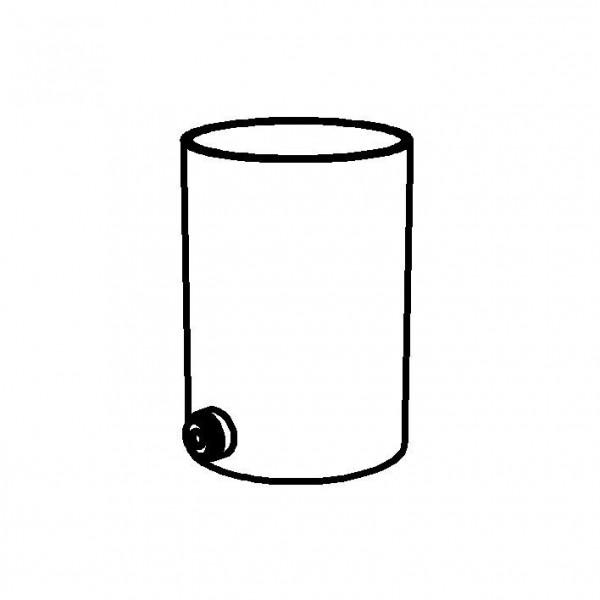 SPARE Behälter Saftzylinder SAN, transparent, 2,5 Liter