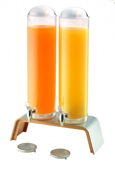 ACE OF VASE Juice Dispenser 'Duo 2 x 12 Liter