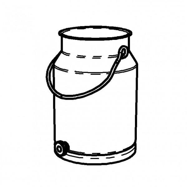 SPARE Behälter Milchkanne (3 Liter), ohne Deckel