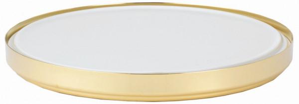 UNISON Frischeplatte '400' mit Porzellanplatte (Ø 400mm)