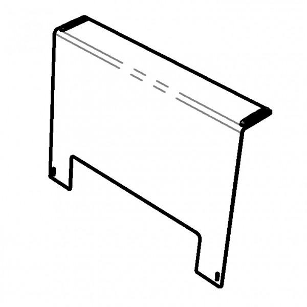 Hygieneschutz 'Counter', 1150 breit, mit Durchreiche