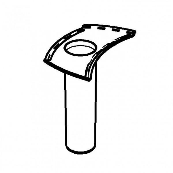 SPARE Kühlung Crasheisröhre für Saftkanne 'Twin'