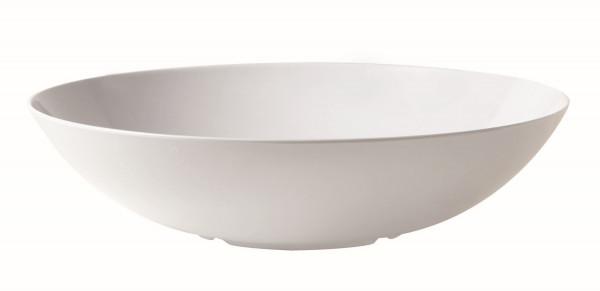 Melamin Schale, rund Siciliano® - weiß - 25,2 l