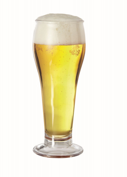 Pilsner-Glas aus SAN 651 ml - Ø 8,3 x 22,9 cm