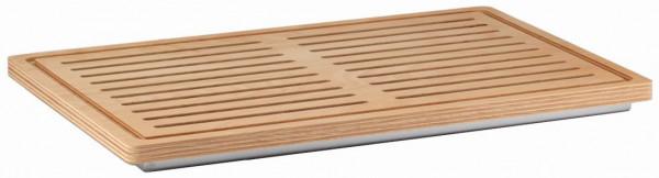ELEGANCE Brotplatte Holzschneidebrett