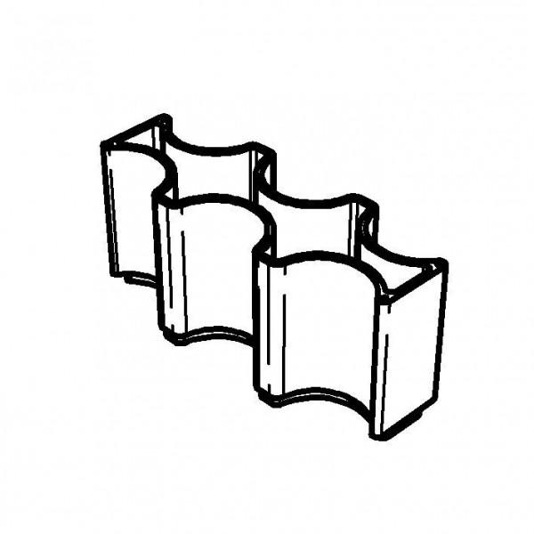 SPARE Kühlung Kühlrippe für RAISER (230x230)
