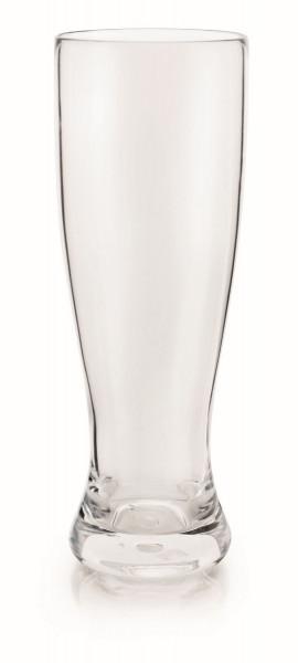 Weissbier-Glas aus Polycarbonat 680 ml - Ø 8,3 x 22,9 cm