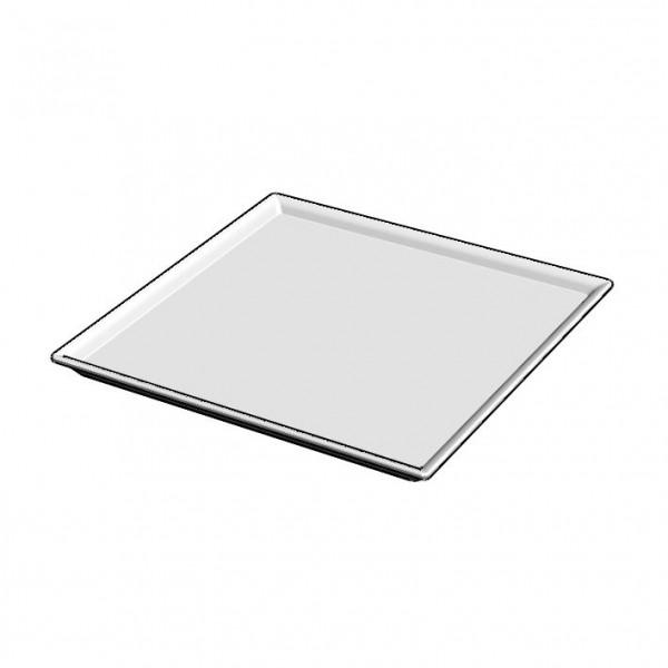 SPARE Platte/Schale '33x33' weiß Porzellanplatte 1/1