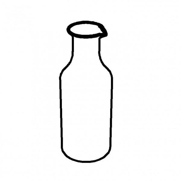 SPARE Behälter Kunststoffkaraffe, klar 1,2 Liter