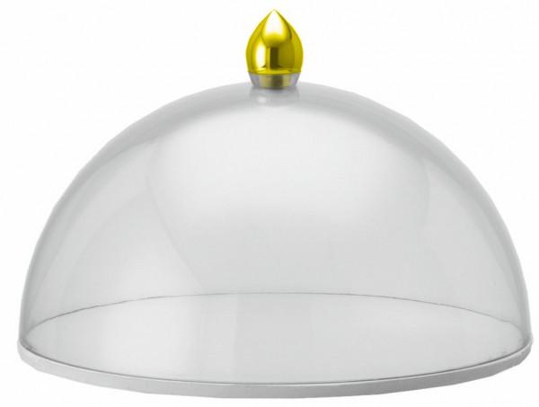 SPARE Deckel/Haube Abdeckhaube Ø 200mm, Griff 24 Karat