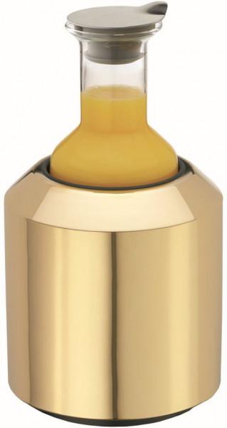 CARAFINE Getränke-Set 'Solo' 1,2 Liter, Modell Gold