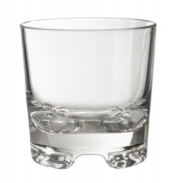 Trinkglas aus SAN Roc N' Roll™ - 266 ml - Ø 8,4 x 8,6 cm