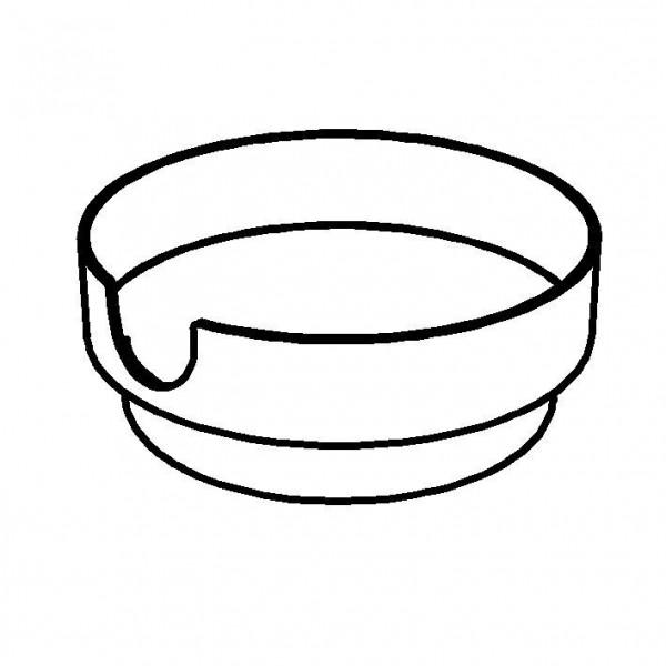 SPARE Behälter Eisbehälter, für Saftkanne (2,5 Liter)