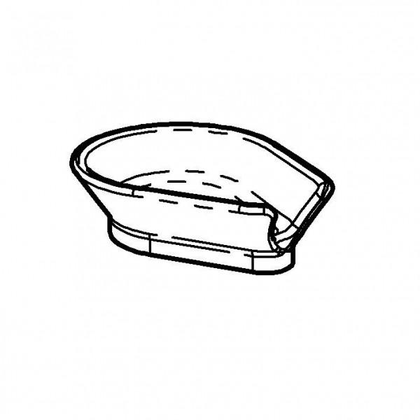 ACCESSOIRE Spoon Rest Porzellanschälchen für Vorlegebesteck