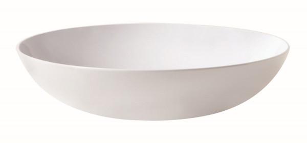Melamin Schale, rund Siciliano® - weiß - 10,8 l