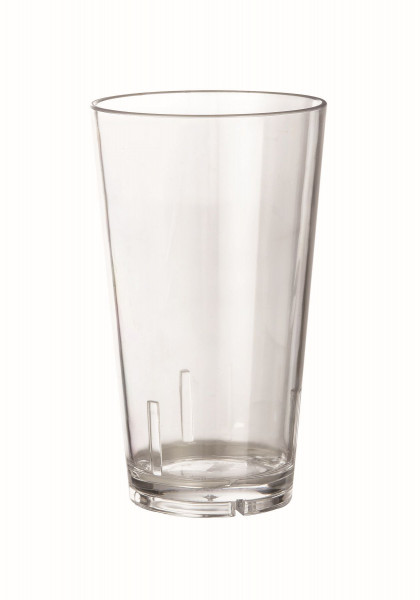 Shaker aus SAN 414 ml - Ø 8,3 x 14,4 cm