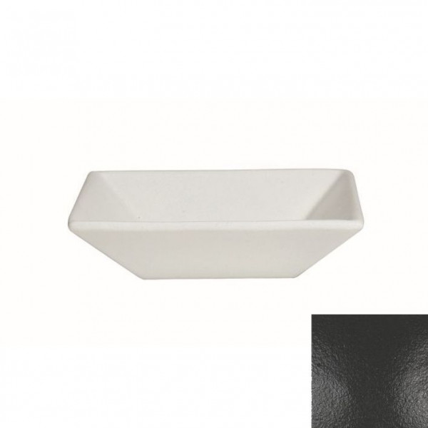 tiefe Schüssel, quadratisch L schwarz - 3,0 L - 29,5 x 29,5