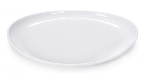 Melamin Platte, oval Siciliano® - 23,7 x 24,1 cm