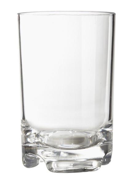 Trinkglas aus SAN Roc N' Roll™ - 355 ml - Ø 7,6 x 12,1 cm