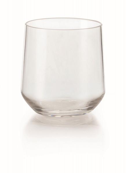 Tumbler aus Polycarbonat Via™ - 296 ml - Ø 8,0 x 8,5 cm
