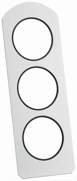 GASTRO Vario Rack Rückwand für 3 Displays